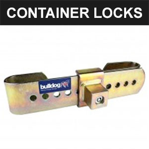 Container Locks