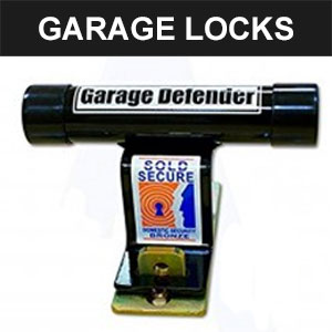 Garage Door Locks