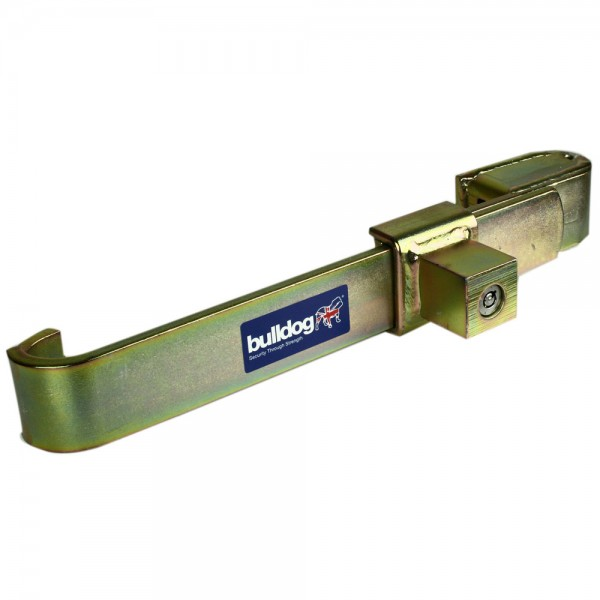 Bulldog Schmitz Trailer Lock Saunderson Security