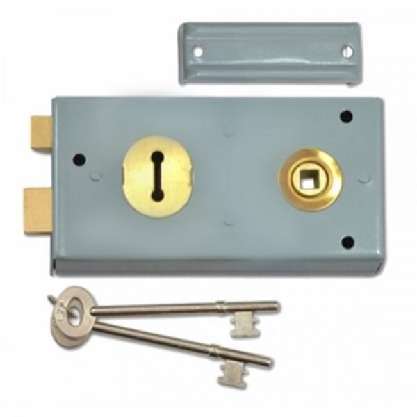 Yale P401 Rim Lock Saunderson Security