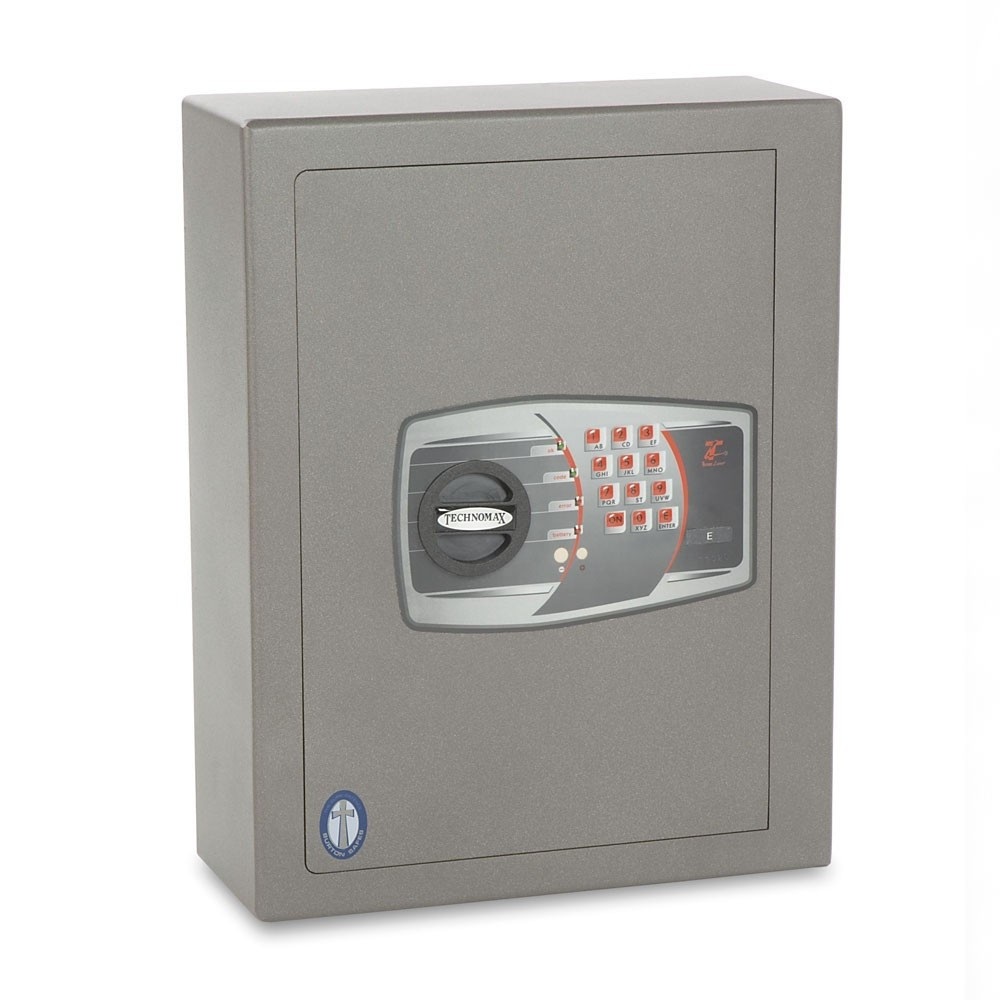 Heavy Duty Key Safe 120 Electronic