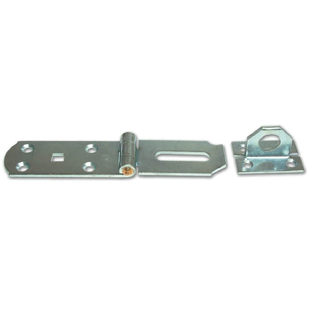 Crompton Heavy Hasp & Staple 203mm