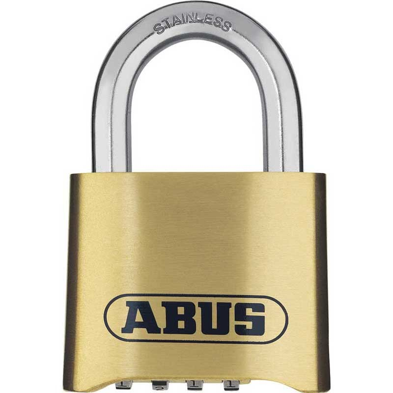 Abus 180IB/50mm Combination Brass Padlock