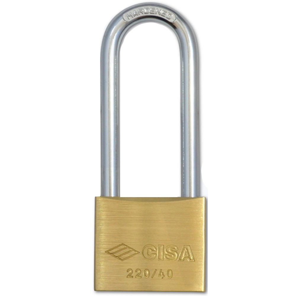 Brass Padlock 22011 41mm - Keyed Differently