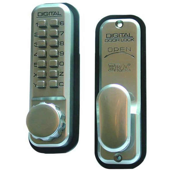 Era 291 Mechanical Digital Lock with Snib