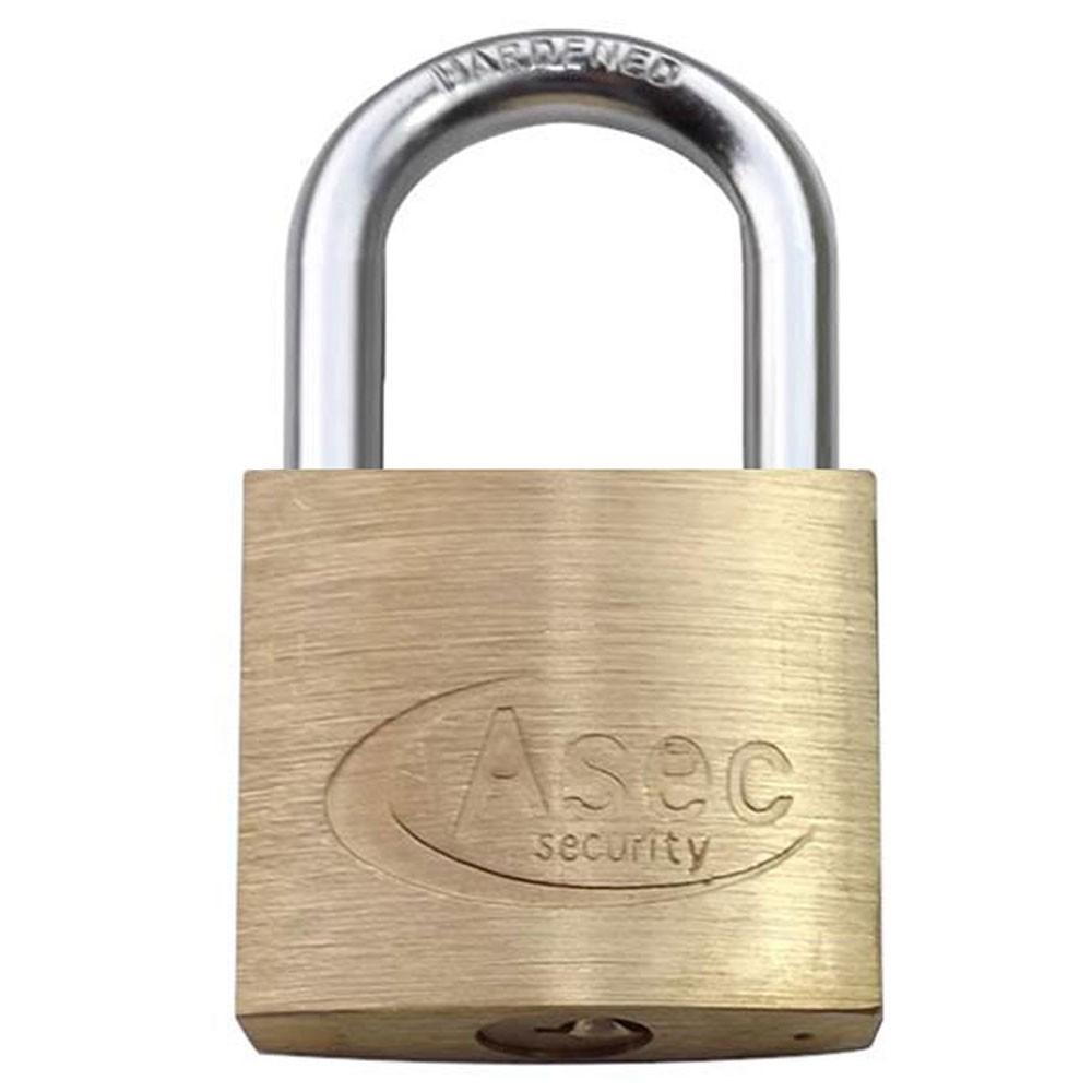 Asec Brass Padlock 30MM