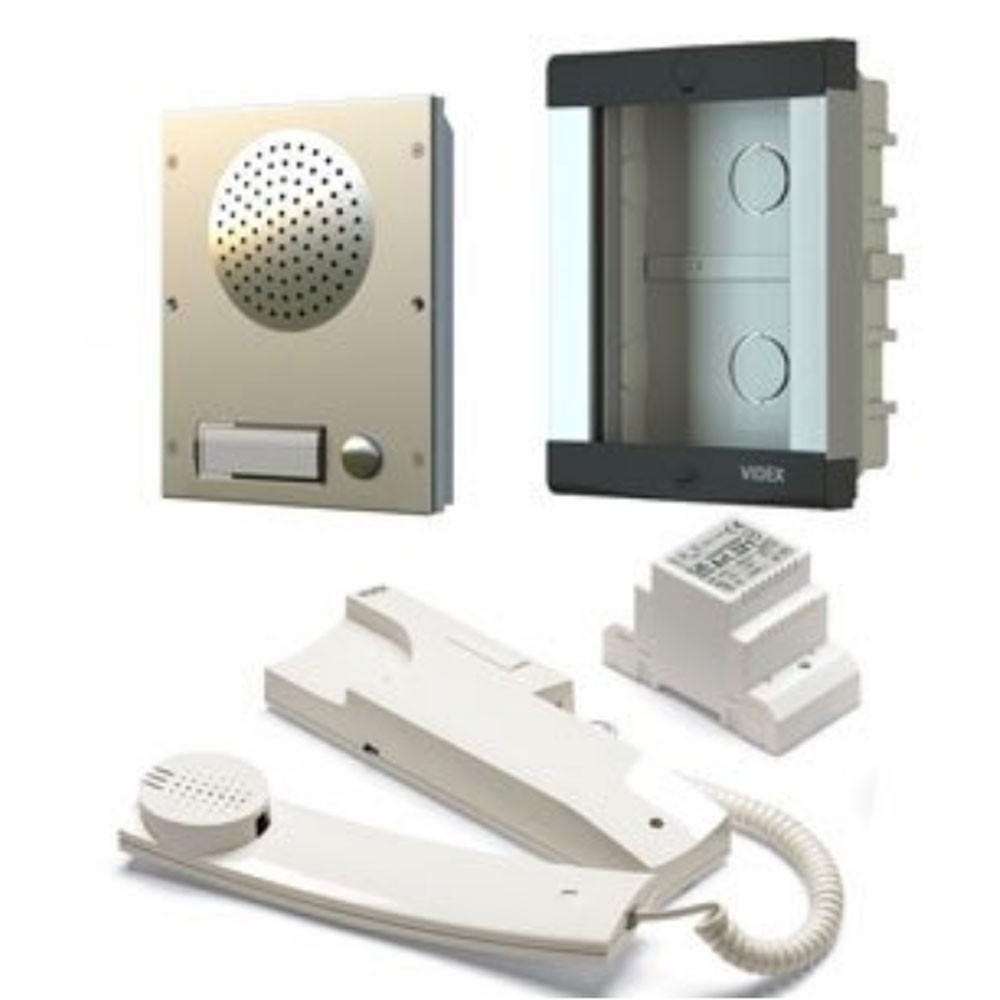 Videx Audio Kit 8K-1 Flush