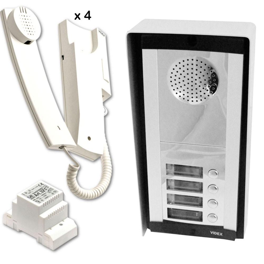 Videx Audio Kit 8K-4 Surface