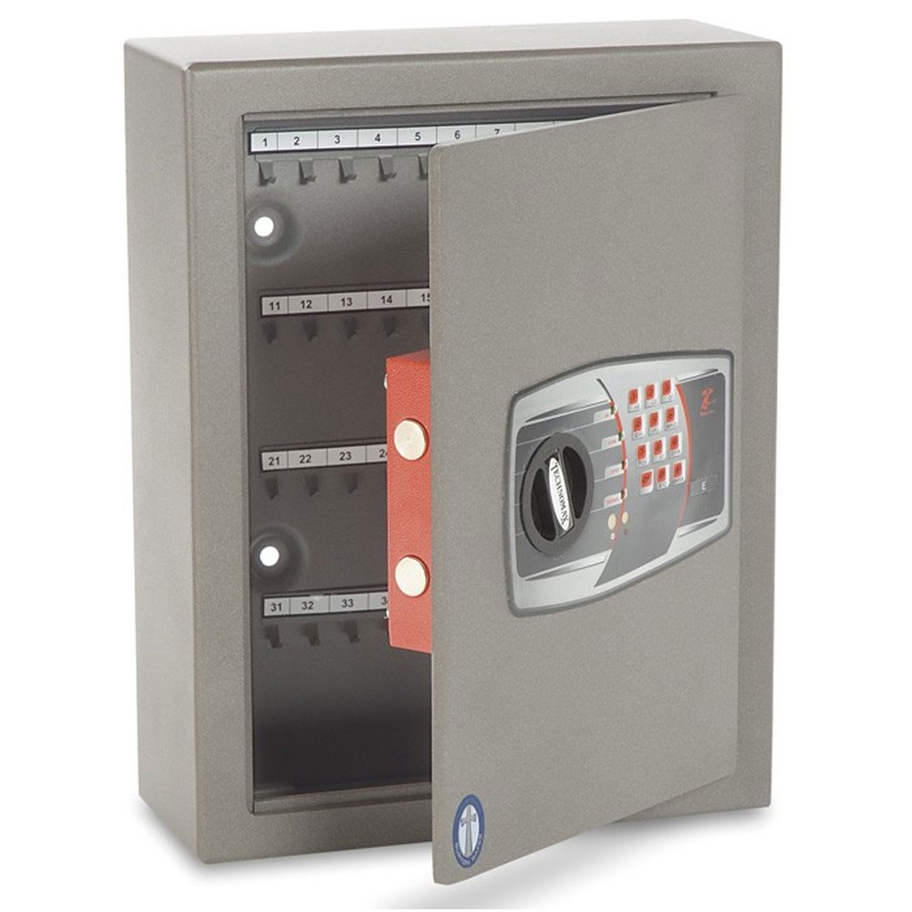 Heavy Duty Key Safe 40 Electronic