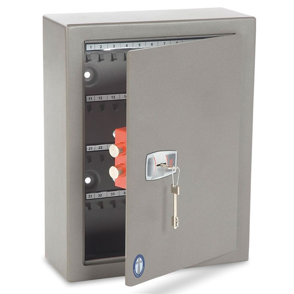 Heavy Duty Key Safe 40 Key Lock