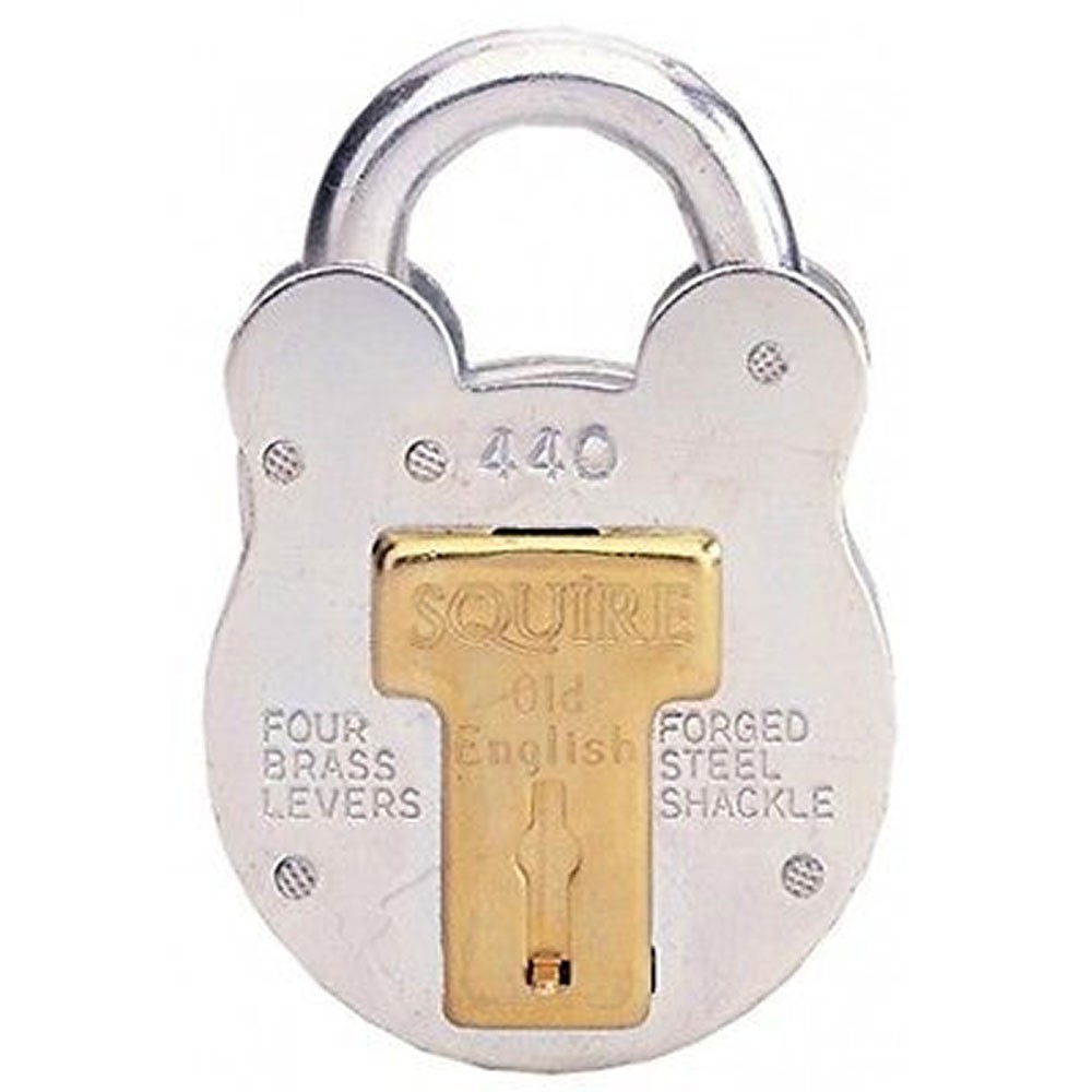Squire Padlock 440 50mm 4 Lever