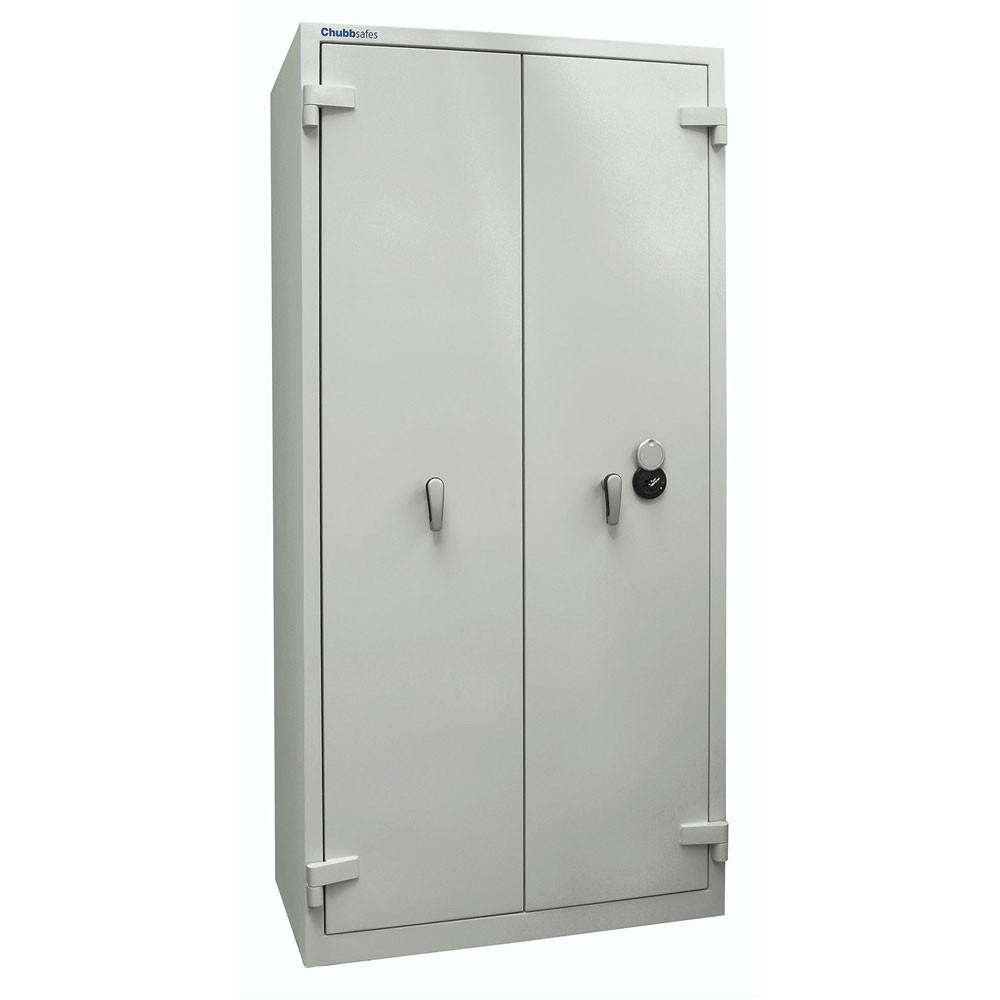 Chubbsafes Duplex Double Door Cabinet 550