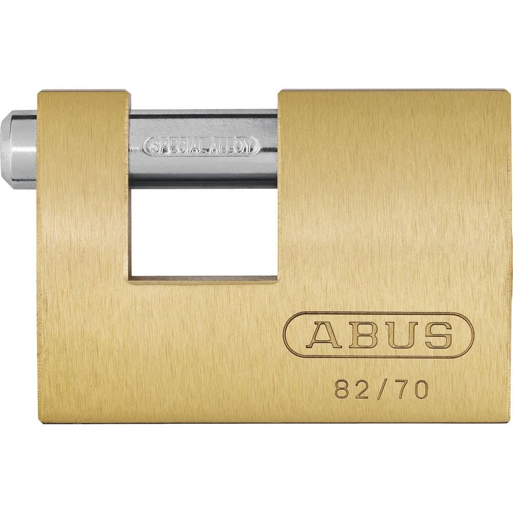 82/70mm Brass Shutter Lock