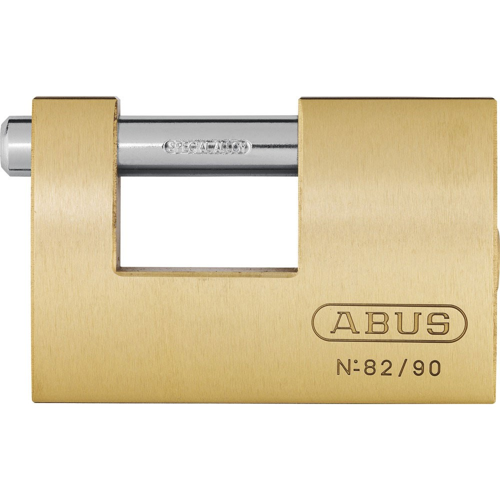 82/90mm Brass Shutter Lock