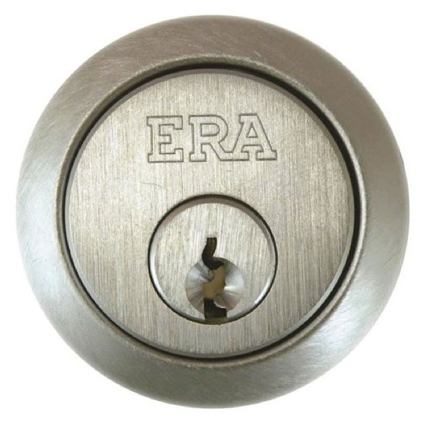 Era 862 6 Pin Rim Cylinder Nickle