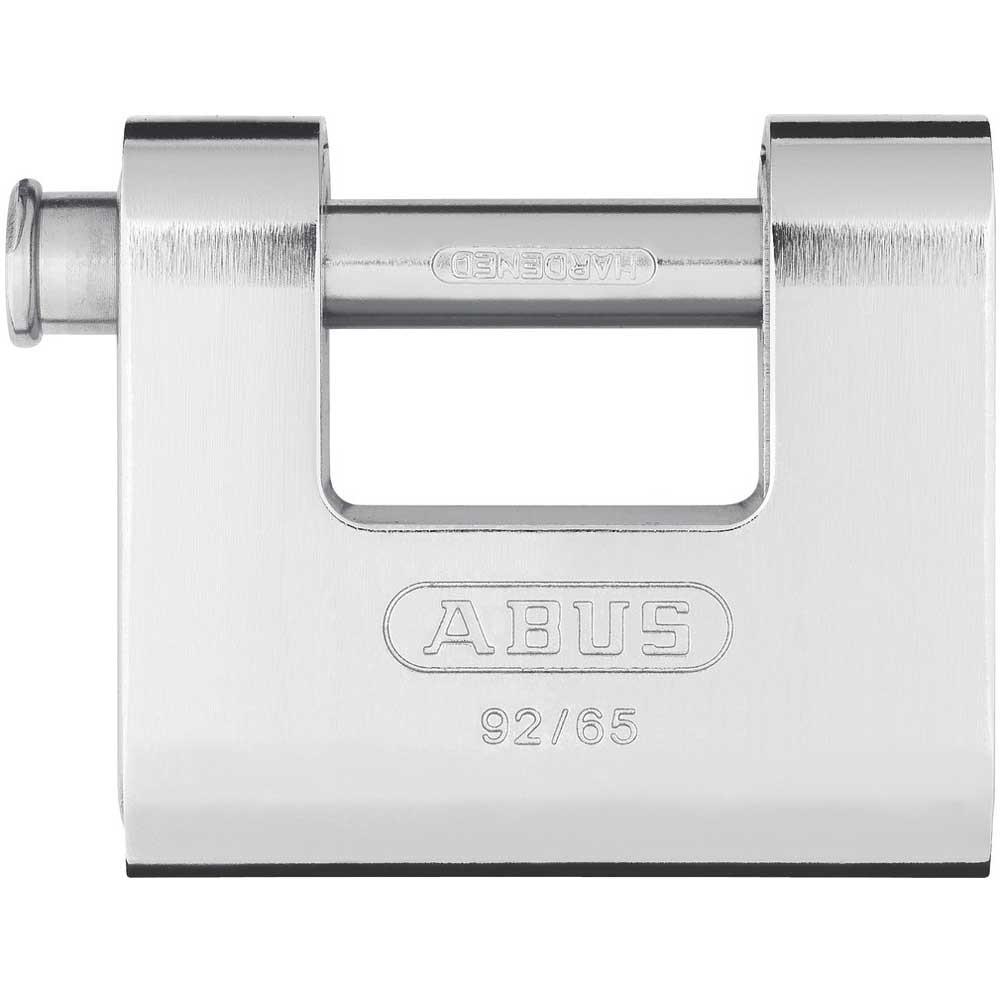 Steel Clad Shutter Padlock 65mm