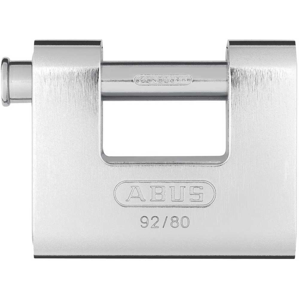 Steel Clad Shutter Padlock 80mm