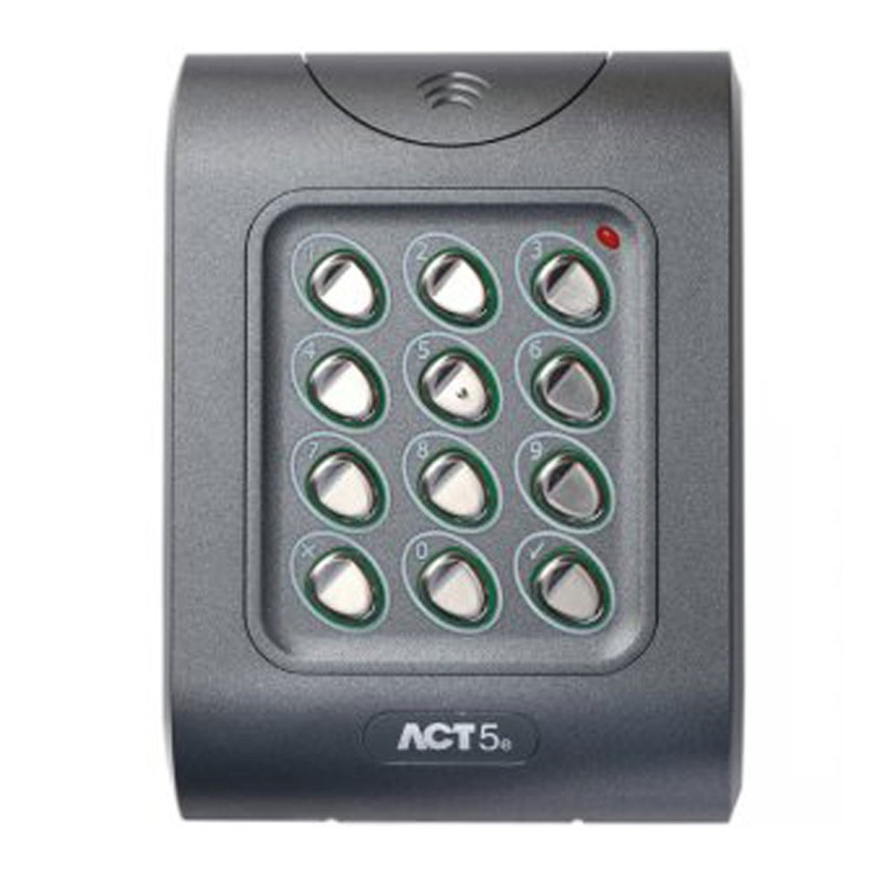 ACT 5e Digital Keypad