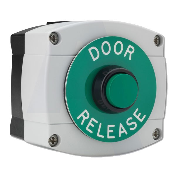 Asec Surface Mounted Door Release Button