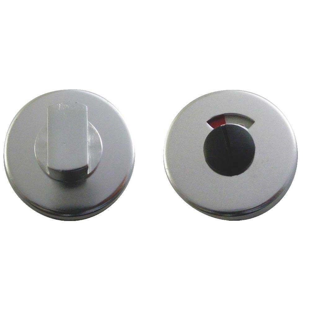 Asec Aluminium Toilet Indicator Turn & Release