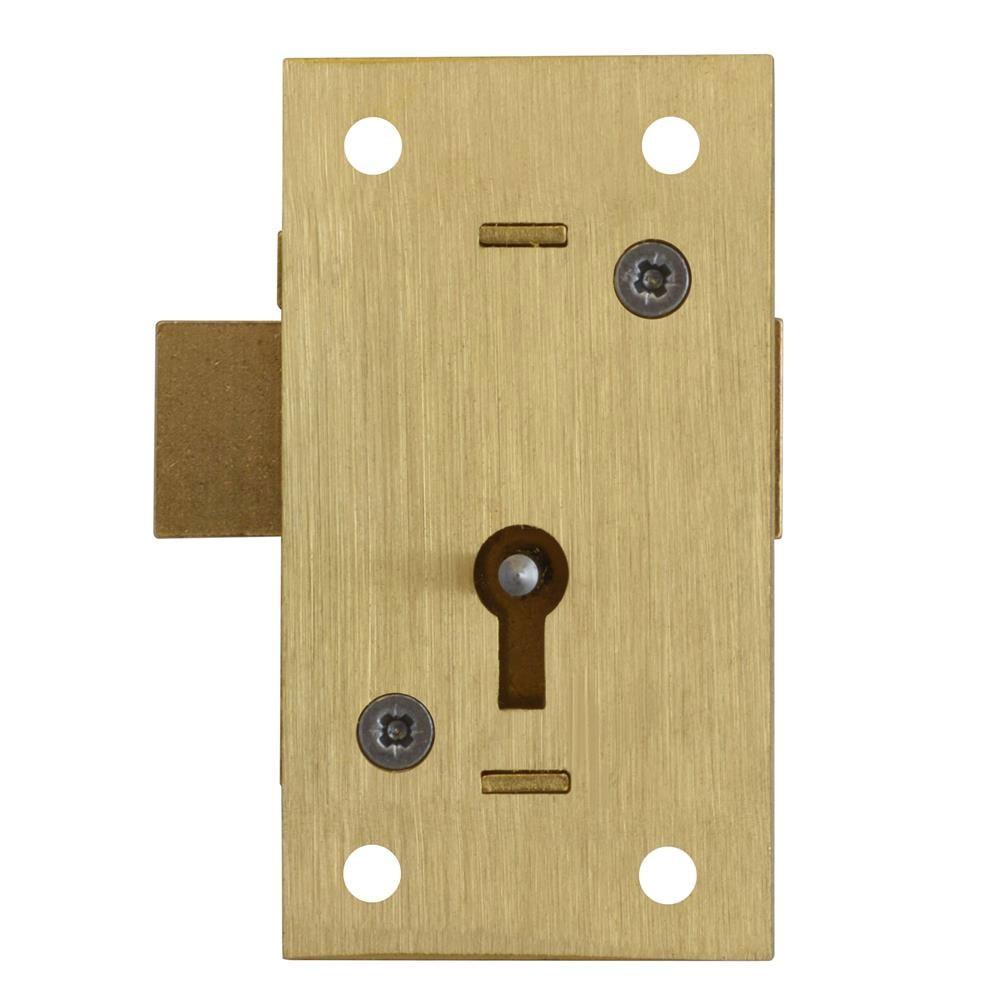 Asec No. 36 2 Lever Straight Cupboard Lock