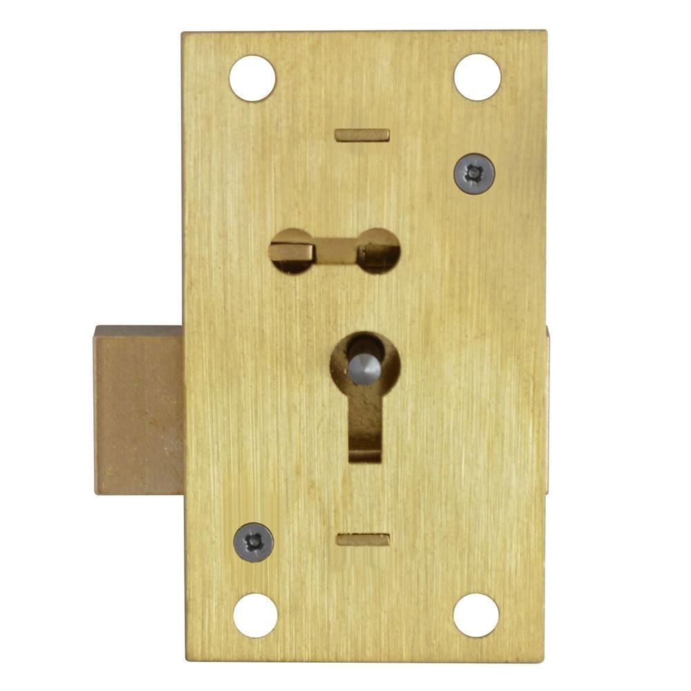 Asec No. 51 4 Lever Str Cupboard Lock