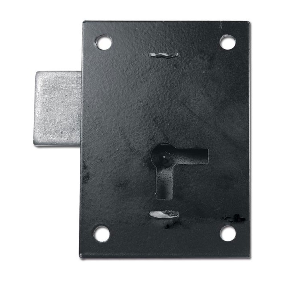 Asec 1 Lever Type 155 Straight Cupboard Lock