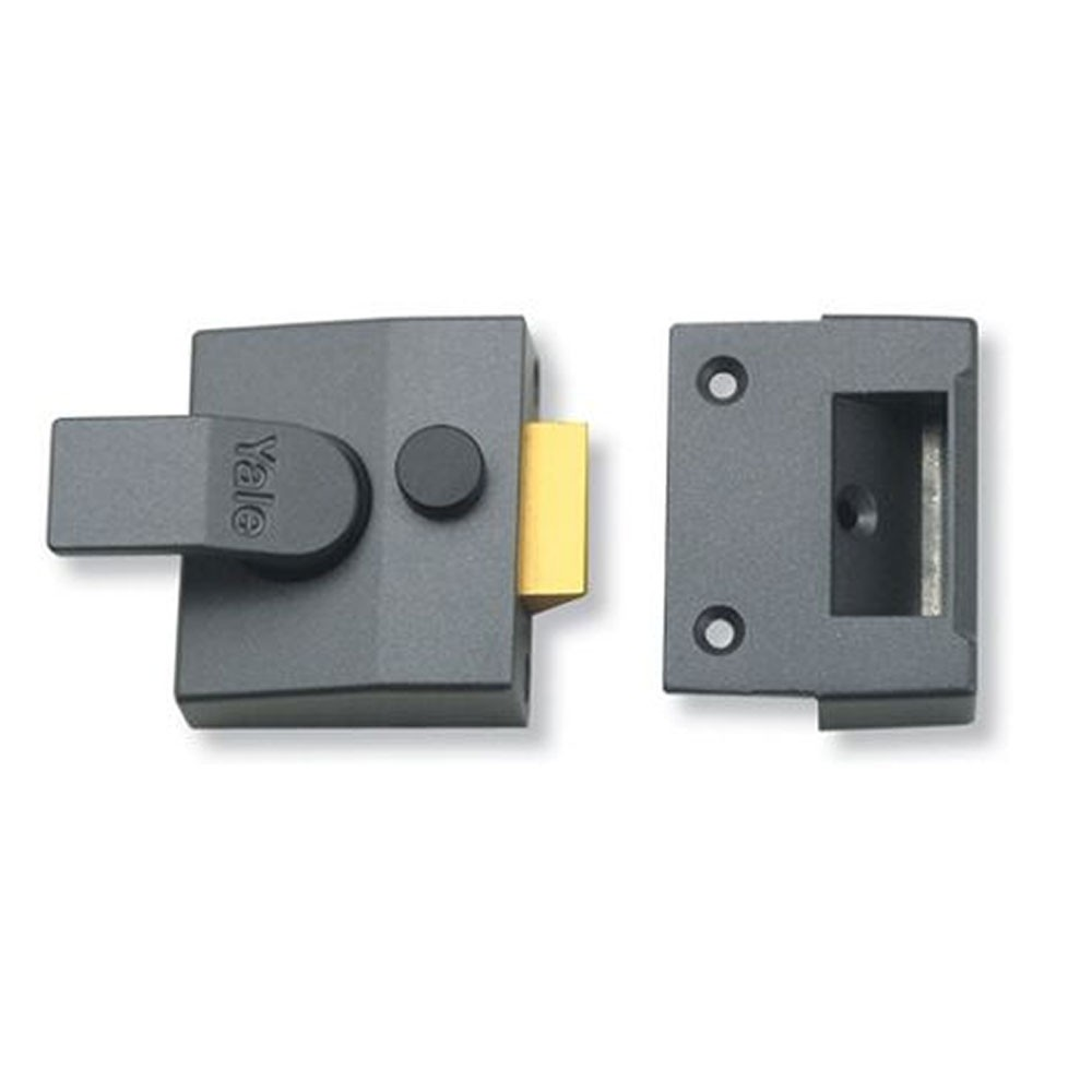 Yale 85 Deadlocking Nightlatch Case Only