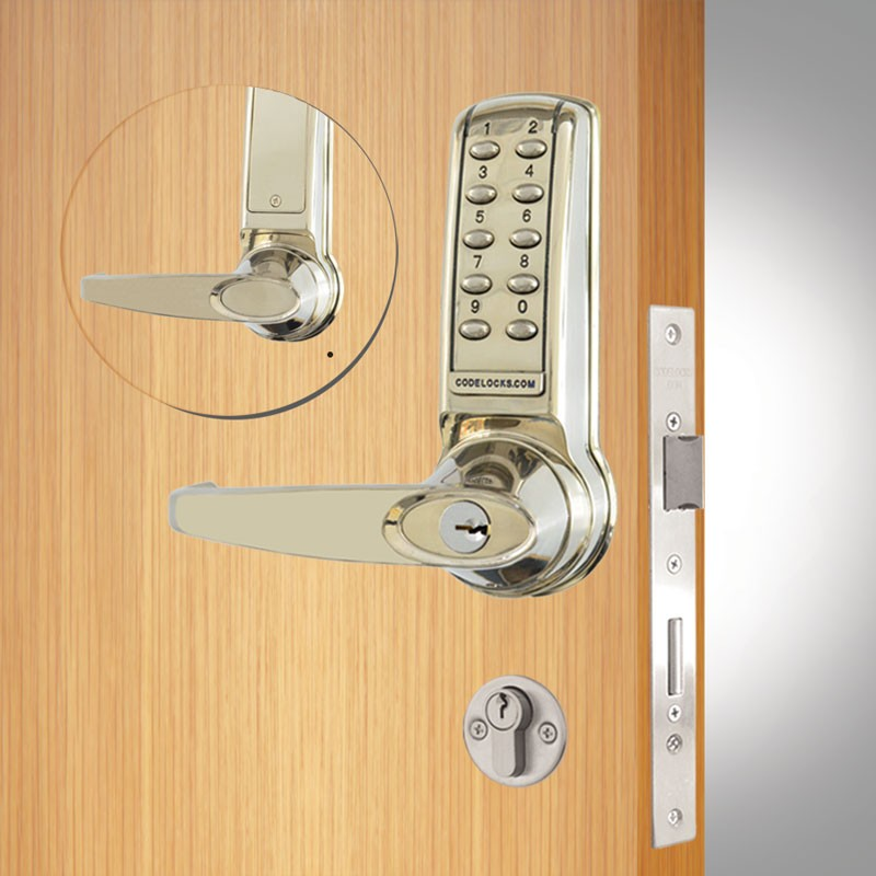 Codelockss CL4020 Mortice Lock