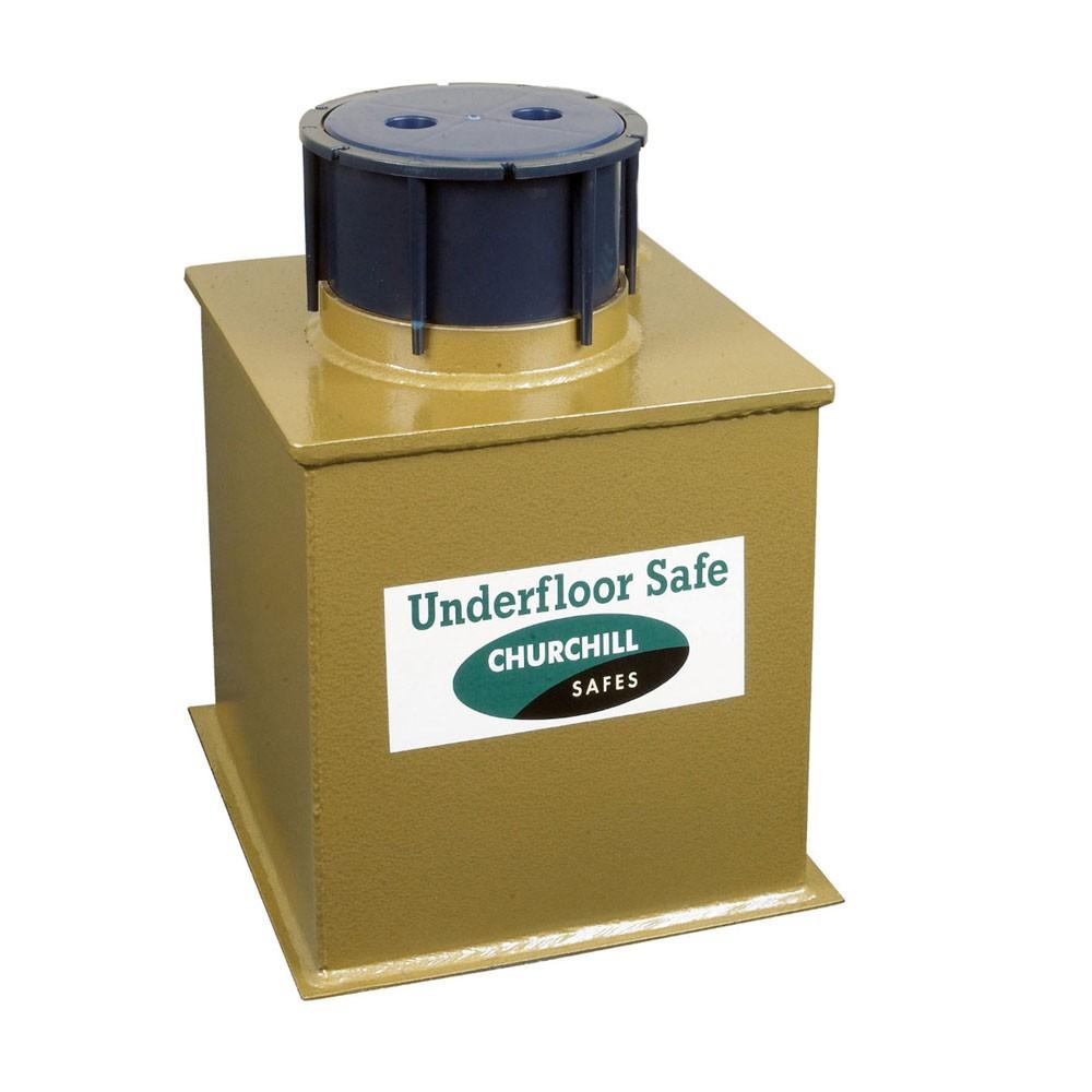 Churchill Domestic Under Floor Safe D3L