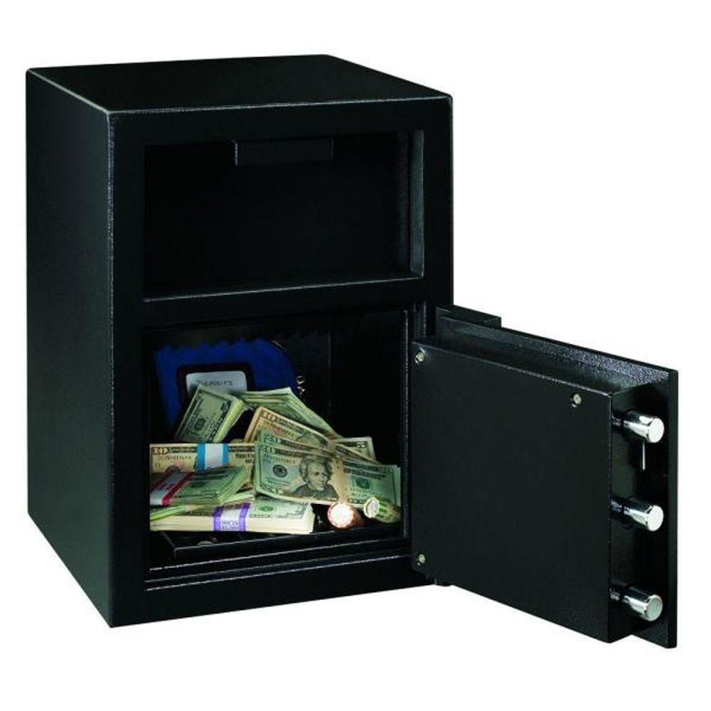 Master Lock Depository Safe 074E