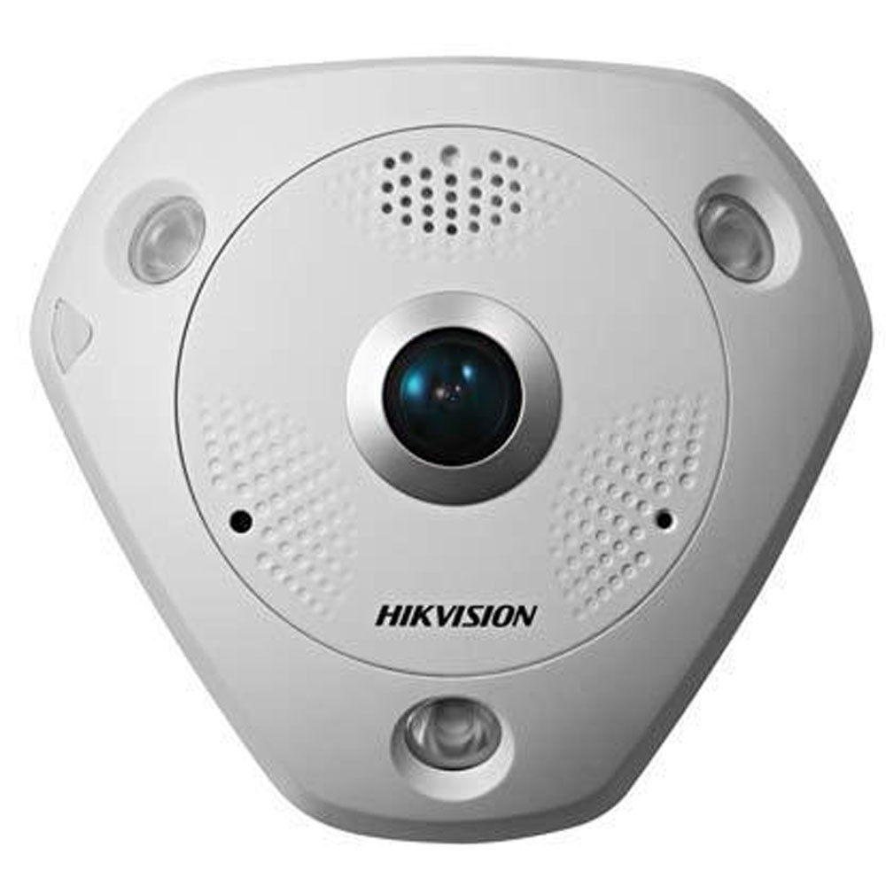 Hivision 6MP External Fisheye Camera