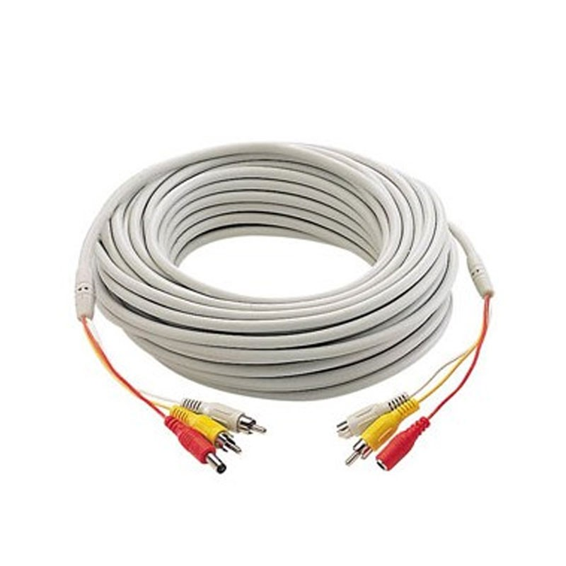 Fortis Composite CCTV Cable 25m