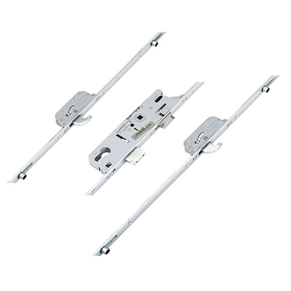 Fuhr 859 2 Hooks & 4 Rollers Split Spindle