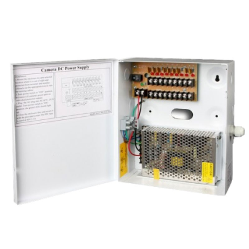 Haydon 9 Way 5A Power Distribution Box