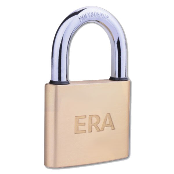 Era Solid Brass Padlock 40mm
