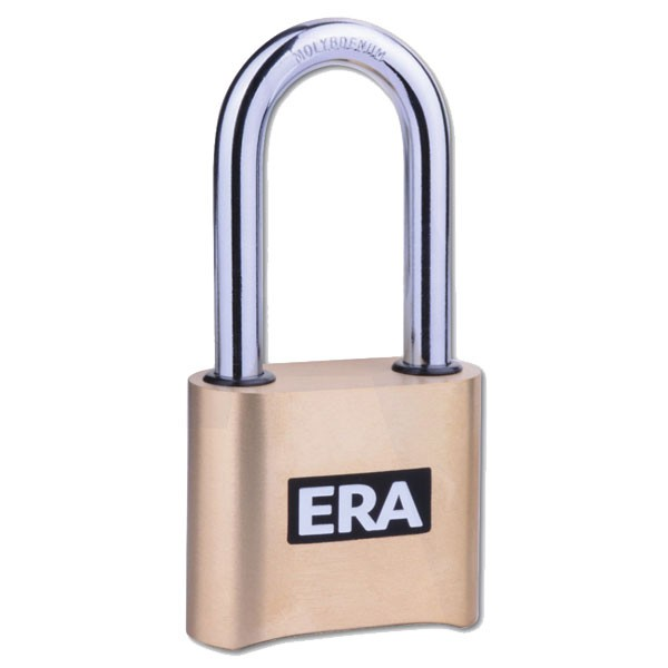 Era High Security Brass Combination Padlock LS