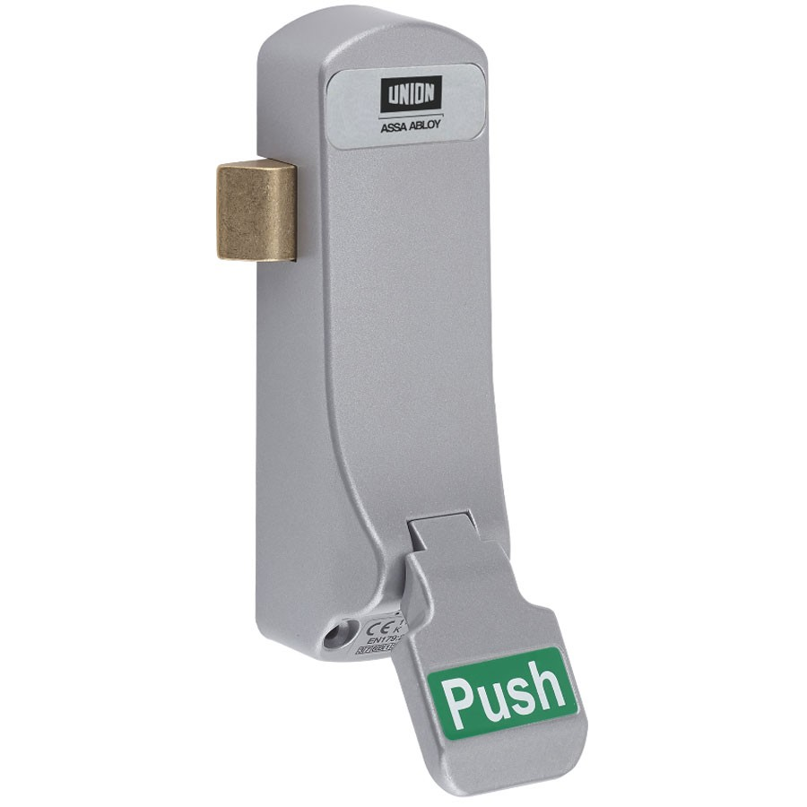 Union ExiSafe Emergency Push Pad for Metal Doors