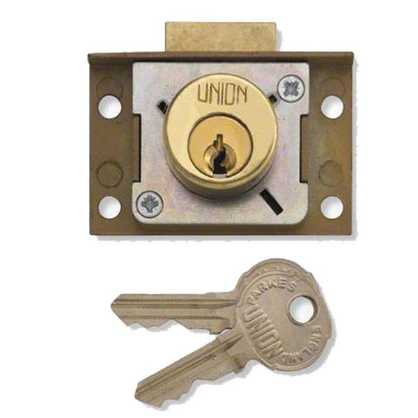 Union 4138 Cupboard / Till Lock 51mm
