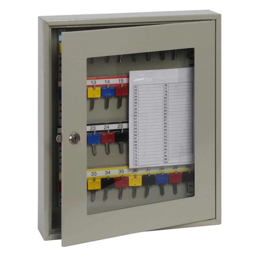 Keysure Clear View Key Cabinet 40