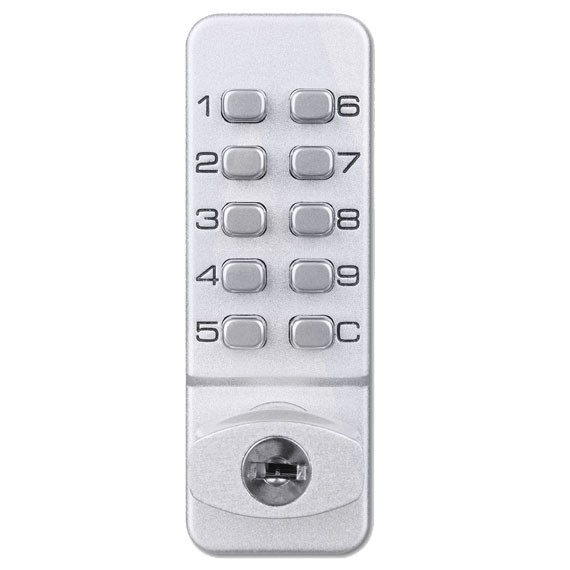 Lockey LC200 Mechanical Push button Cabinet lock
