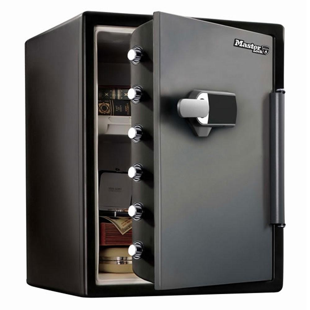 Master Lock 1 Hour Fire Safe Hidden Keypad 56 lt