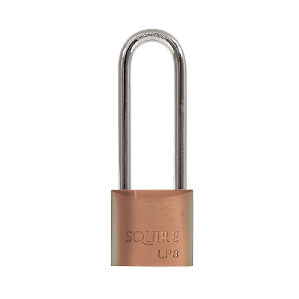 Leopard Brass Padlock 30mm