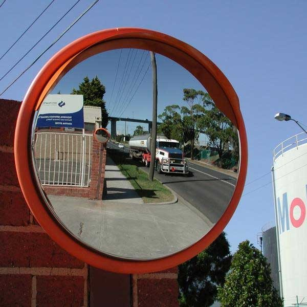 Securikey Exterior Deluxe Convex Mirror