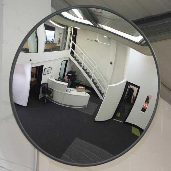 Securikey Round Interior Security Mirror