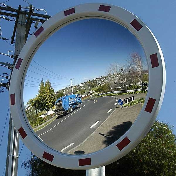 Securikey Traffic Pro Round Mirror