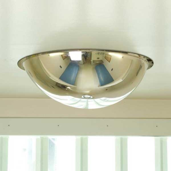 Securikey Anti-Vandal Ceiling Dome Mirror