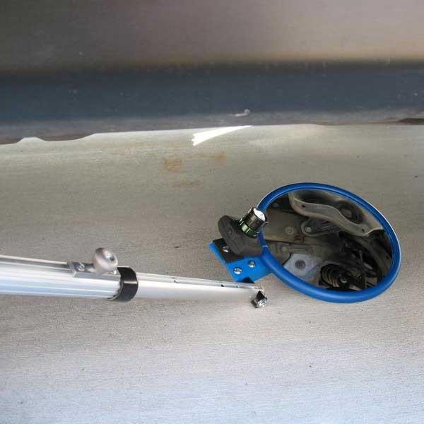 Securikey Under Vehicle Mirror With Light