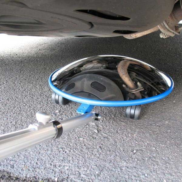 Securikey Under Vehicle Mirror With Castors