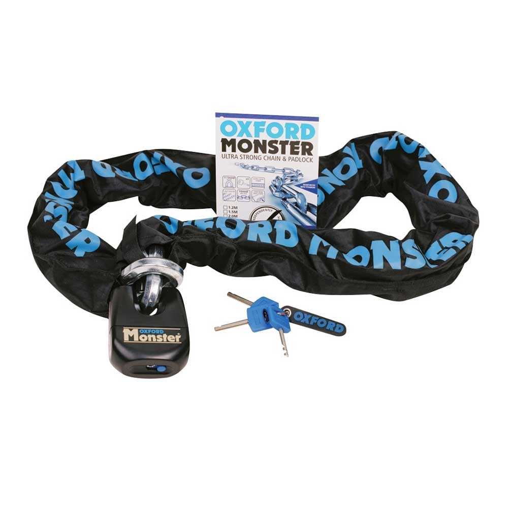 Oxford Monster Chain and Lock